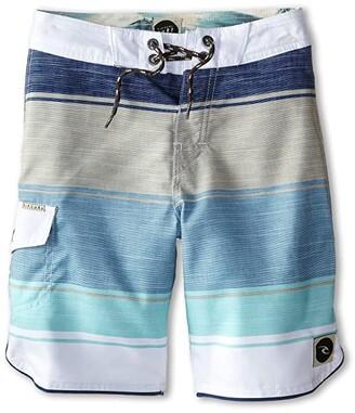 Rip Curl Kids All Time Boardshorts (Big Kids) (Khaki) Boy's Swimwear