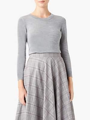 Hobbs Penny Knitted Merino Sweater