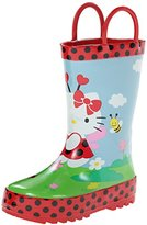 Western Chief Hello Kitty Ladybug Rain Boot (Infant/Toddler/Little Kid)
