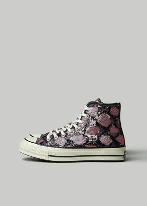 Converse Sequins High Top Sneaker