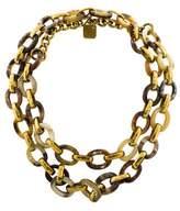 Ashley Pittman Horn Shamba Necklace