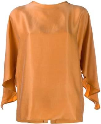 Áeron Adele button back blouse