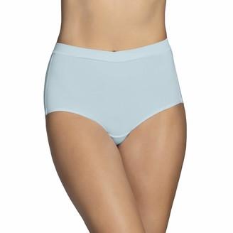 Vanity Fair Women's Beyond Comfort Silky Stretch Brief Panty 13290
