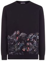 Givenchy Screaming Monkey Sweater