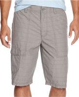 American Rag Shorts, Striped Slim Dobby Shorts