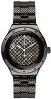 Swatch Men's Irony YAB101G Stainless-Steel Swiss Quartz Watch
