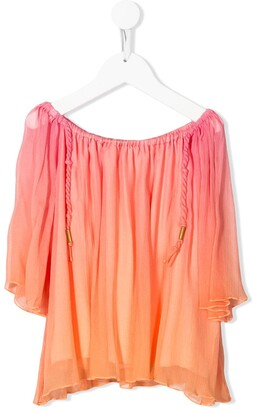 Chloé Kids Kaftan Top