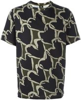 Paul Smith heart print T-shirt