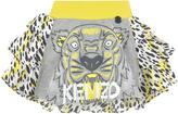 Kenzo Fleece skirt