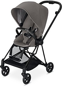 CYBEX Mios 2 Stroller with Matte Black Frame