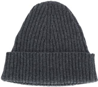 Maison Margiela Rib-Knit Beanie