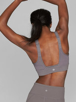 Athleta Front Zip Stealth Bra
