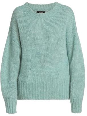 Isabel Marant Estelle Mohair-Blend Crewneck Sweater