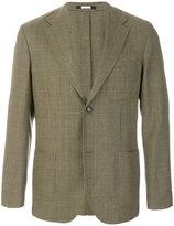Massimo Alba check blazer - men - Viscose/Wool - 50