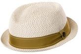 Goorin Bros. Guillermo Straw Porkpie Hat