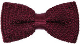 Reiss Dexter Knitted Silk Bow Tie