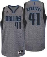 adidas Dallas Mavericks NBA Dirk Nowitzki Youth Static Swingman Jersey (Medium (10-12))