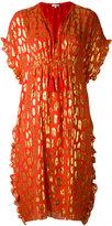 Manoush - robe à fleurs - women -