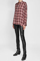 Zadig & Voltaire Lamb Leather Leggings