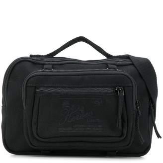 Raf Simons Eastpak x embroidered belt bag