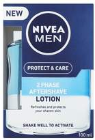 Nivea Men Protect 7 Care 2 Phase Aftershave Lotion 100ml