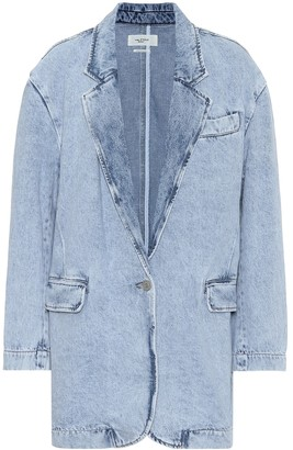 Etoile Isabel Marant Holly denim blazer