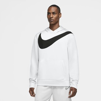 Nike Men's Basketball Pullover Hoodie Therma HBR