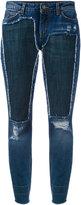 Dolce & Gabbana distressed jeans