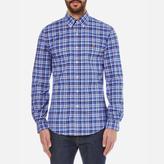 Polo Ralph Lauren Men's Long Sleeved Shirt Deep Blue