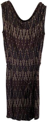 Etoile Isabel Marant Brown Viscose Dresses