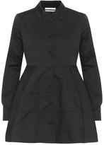Co Cotton-poplin blouse