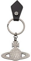 Vivienne Westwood Hammered Orb Gadget Key Ring Wallet