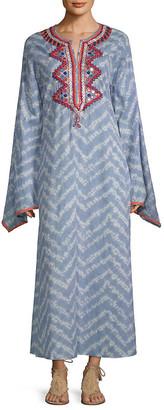 Raga Embroidered Maxi Dress