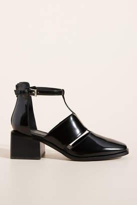 Jeffrey Campbell Douglas Cut-Out Ankle Boots
