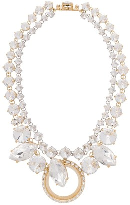 Miu Miu New Crystal Jewels necklace