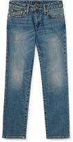 Ralph Lauren 8-20 Hampton Straight Stretch Jean