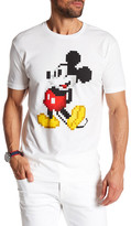 Mighty Fine Mickey Pixels Graphic Tee