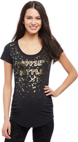 Motherhood Poppin Bottles Maternity Tee
