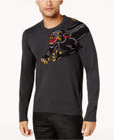 INC International Concepts I.n.c. Men's Panther Sweater, Created for Macy's