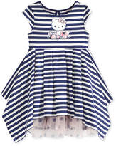 Hello Kitty Striped Dress, Toddler Girls