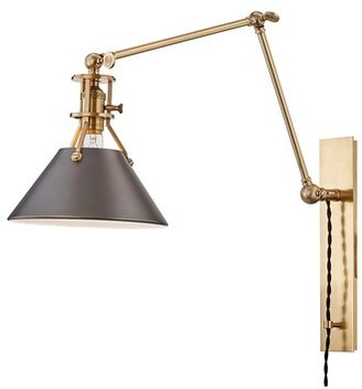 Plug In Swing Arm Lamp Shop The World S Largest Collection Of Fashion Shopstyle