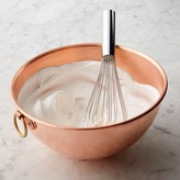 Mauviel Copper Beating Bowl with Loop Handle