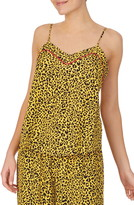 Refinery29 Laurise Leopard Print Camisole