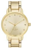 Kate Spade Gramercy Bracelet Watch, 34mm