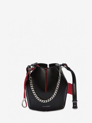 Alexander McQueen Small Bucket Bag