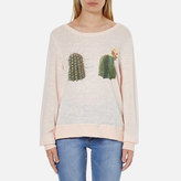 Wildfox Couture Women's Don't Touch Jumper Arizona Blush