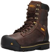 "Keen Men's Wenatchee 8"" Steel Toe Work Boot"