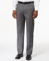 Tommy Hilfiger Slim-Fit Grey Dress Pants