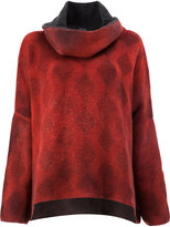 Avant Toi roll neck jumper - women - Cashmere/Merino - XS