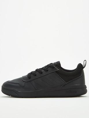 adidas TENSAUR Junior Trainers - Black